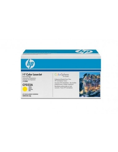 HP toner CF032A Yellow za CP 4540mfp...