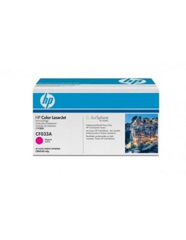 HP toner CF033A Magenta za CP 4540mfp...