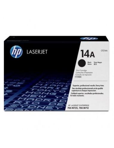 HP toner 14A črn za LJ M712/M715...