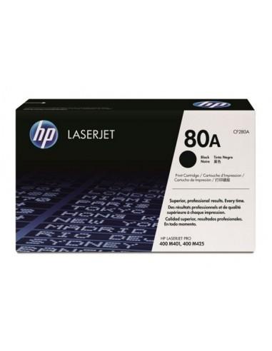 HP toner 80A črn za LJ Pro M401/M425...