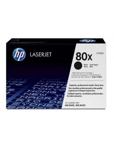 HP toner 80X črn za LJ Pro M401/M425...
