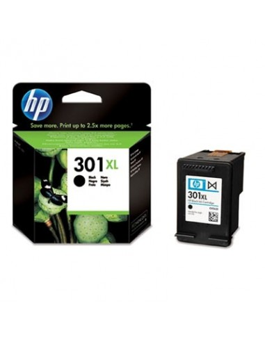 HP kartuša 301XL črna za DJ 1050/2050...
