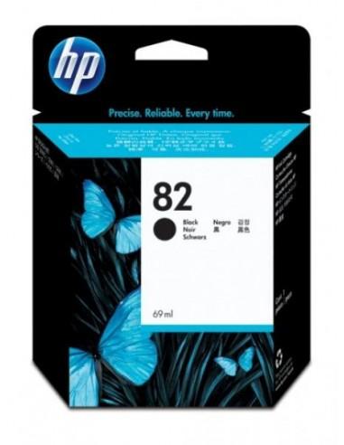HP kartuša 82 črna za Designjet...