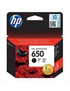 HP kartuša 650 črna za DJ...