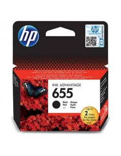 HP kartuša 655 črna za DJ...