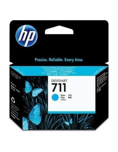 HP kartuša 711 Cyan za designjet...