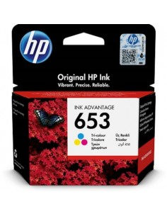 HP kartuša 653 barvna za DJ...
