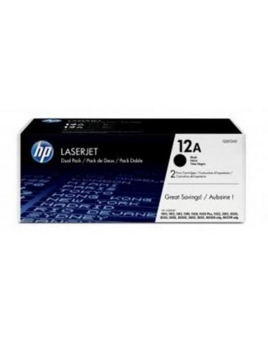 HP komplet tonerjev 2x 12A za LJ...