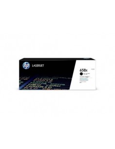 HP toner 658X črn za LJ...