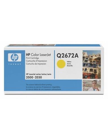 HP toner Q2672A Yellow za LJ...