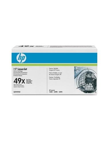 HP komplet tonerjev 2x 49X za LJ...