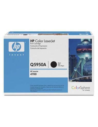 HP toner Q5950A črn za CLJ 4700...