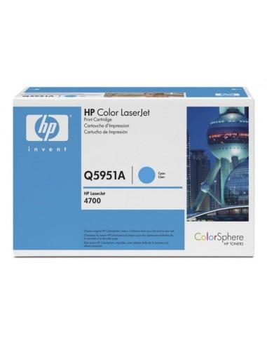 HP toner Q5951A Cyan za CLJ 4700...