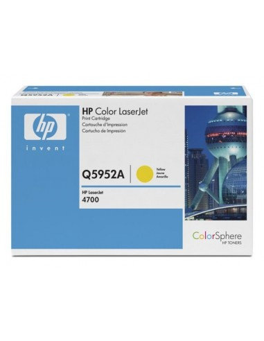 HP toner Q5952A Yellow za CLJ 4700...