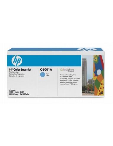 HP toner Q6001A Cyan za CLJ...