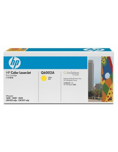 HP toner Q6002A Yellow za CLJ...