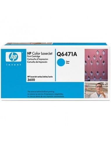 HP toner Q6471A Cyan za CLJ 3600...