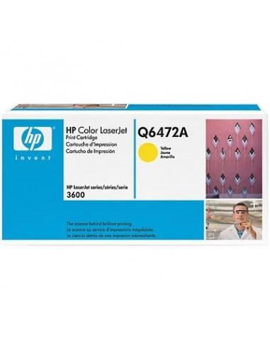 HP toner Q6472A Yellow za CLJ 3600...