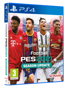 eFootball PES 2021 Season Update (PlayStation 4)