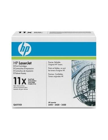 HP komplet tonerjev 2x 11X za LJ...