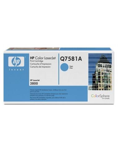 HP toner Q7581A Cyan za CLJ 3800...