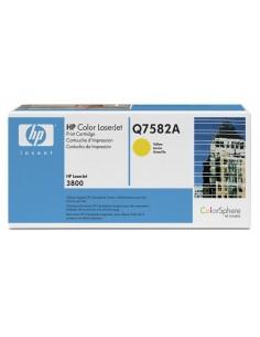 HP toner Q7582A Yellow za...
