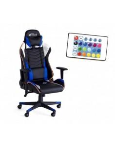 Stol BYTEZONE WINNER z LED...