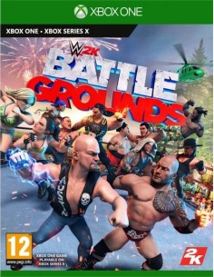 WWE 2K Battlegrounds (Xbox...