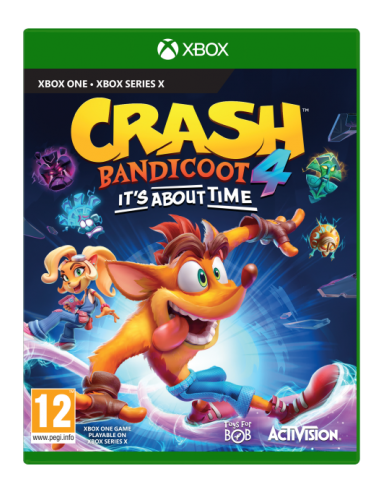 Crash Bandicoot 4: It's About Time...