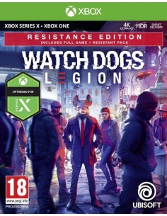 Watch Dogs: Legion -...