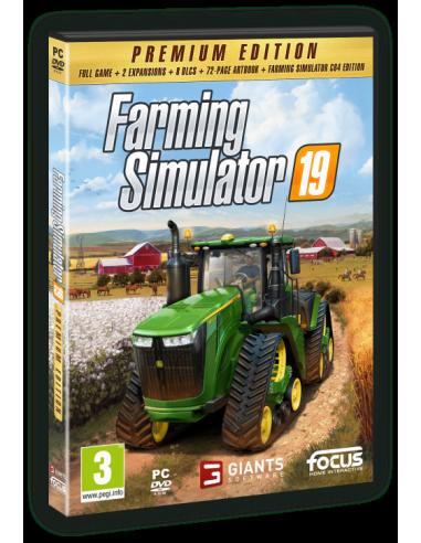 Farming Simulator 19 - Premium...