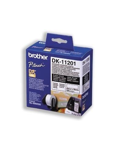 Brother termalne nalepke DK-11201...