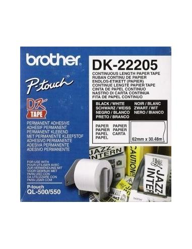 Brother termalne nalepke DK-22205...