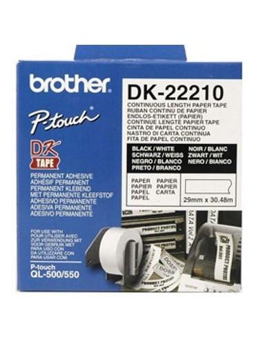 Brother termalne nalepke DK-22210...