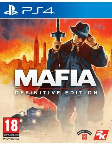MAFIA - DEFINITIVE EDITION...