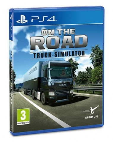 On The Road Truck Simulator...