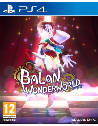Balan Wonderworld (PlayStation 4)