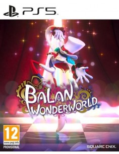 Balan Wonderworld...