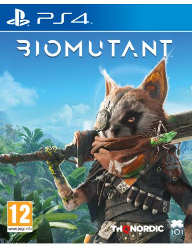 Biomutant (PlayStation 4)