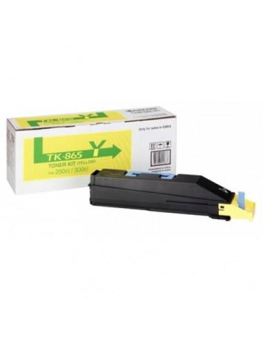 Kyocera toner TK-865Y Yellow za...