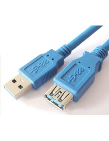 Podaljšek USB3.0 A-A 1,8m M-Ž