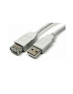 Podaljšek USB A-A, 1,8m, M-Ž
