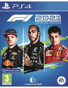 F1 2021 (PlayStation 4)