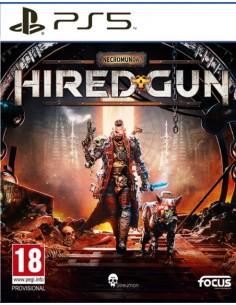 Necromunda: Hired Gun...