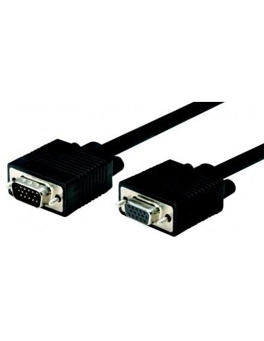 Kabel VGA M/Ž 15m