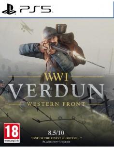 WW1 Verdun: Western Front...