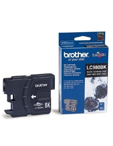 Brother kartuša LC-980BK črna za...