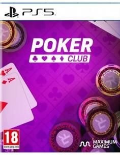 Poker Club (PlayStation 5)