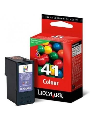 Lexmark kartuša ?41 barvna za...