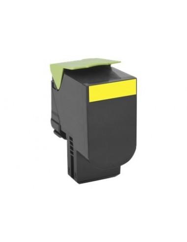 Lexmark toner 70C2XY0 Yellow za CS510...